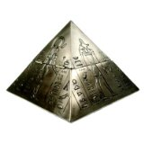 Pyramid Trinket Box - Egyptian Style Ornament