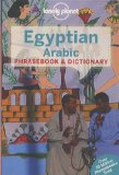 Egyptian Arabic Lonely Planet Phrasebook