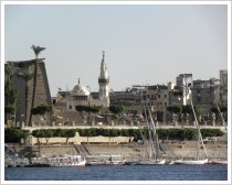 Luxor and Luxor Temple