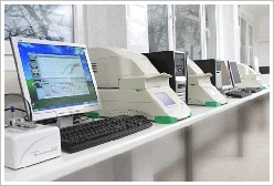 Real time PCR system of the University of Luxembourg