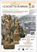"International Symposium ""The Cachette of Karnak. New perspectives on Georges Legrain's discoveries"""