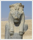 Lion-headed goddess Sekhmet