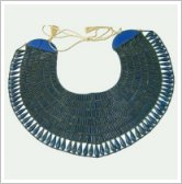 Necklace from Tutankhamun's tomb