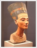 Queen Nefertiti's Bust in Berlin