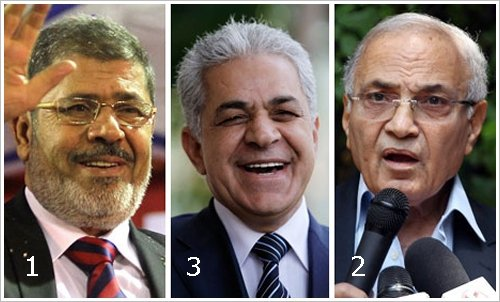 Egyptian Presidential Election - Result