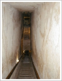 Pyramid of Khafre, Giza - Stairs