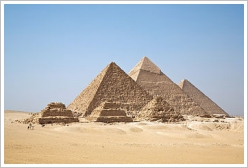 World record holder Great Pyramid