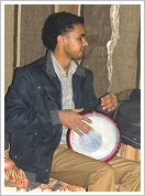 Mohamed, tabla player
