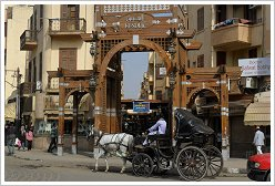 Souq in Luxor