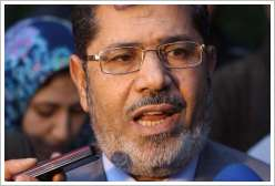 Mohamed Mursi, Egypt's new President 2012 (c) AFP