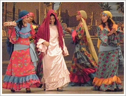 Qena Group for Folk Dance - Folk Dance
