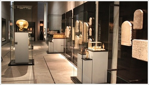 The new State Museum of Egyptian Art Munich, (c) BR